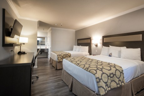 Baymont Inn and Suites Milpitas: 2 Beds